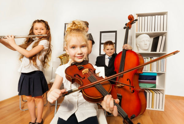 7 tips to encourage children to love music
