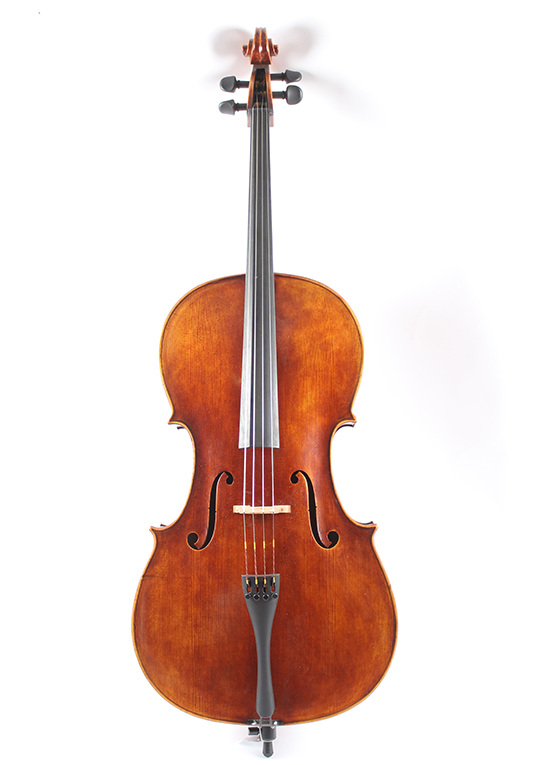 Jay-Haide-Cello-Statue-Stradivarius-Model-WA-Music-Co