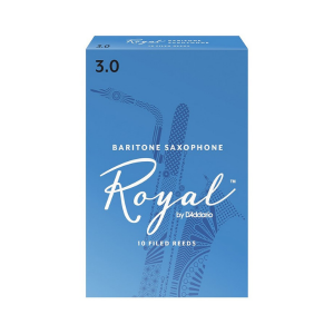 Rico Royal Baritone saxophone reeds - WA Music Co.