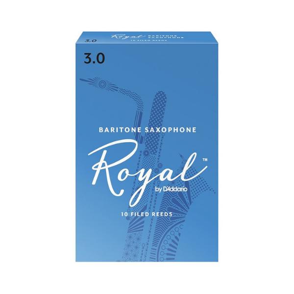 Rico Royal Baritone saxophone reeds - WA Music Co.