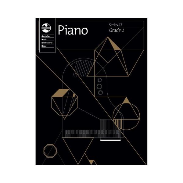 AMEB piano preliminary grade 1 series 17