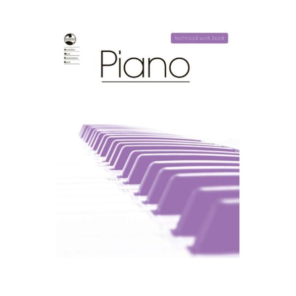 AMEB piano technical work book