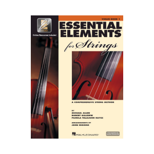 Essential Elements for Strings Violin Book 1 WA Music