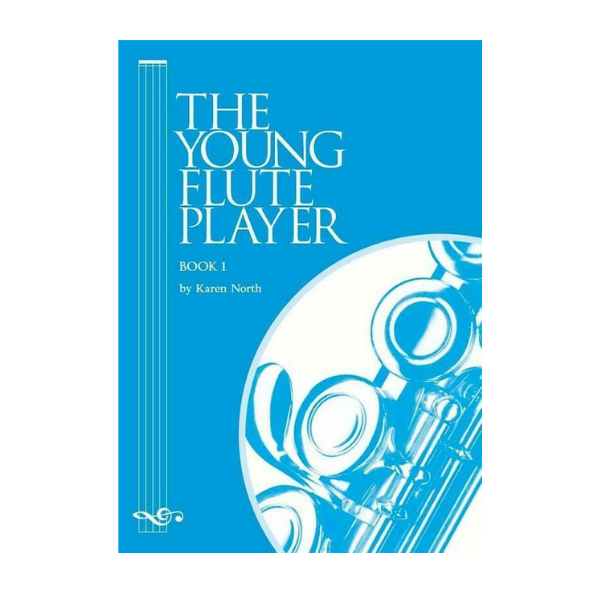 The Young Flute Player book 1 WA Music