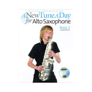A New Tune a Day For Alto Saxophone Book 2