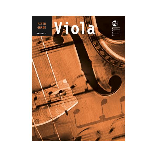 AMEB Viola Grade 5 Series 1