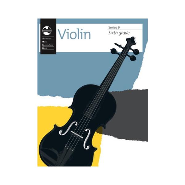 AMEB violin Grade 6 ( series 9)