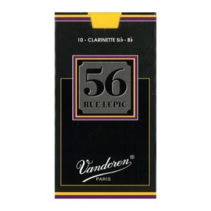 Vandoren V56 clarinet reeds