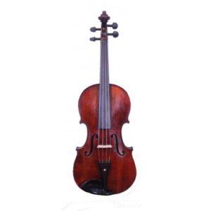 A French trade violin circa 1890s
