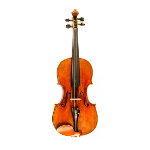A German violin labelled 'Joh Bapt Schweitzer Appam'