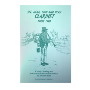 See, Hear, Sing and Play Clarinet book 2