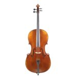 Peter Heffler Cello 704