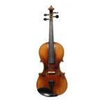 Vintage Violin German Circa 1890 VN 1321