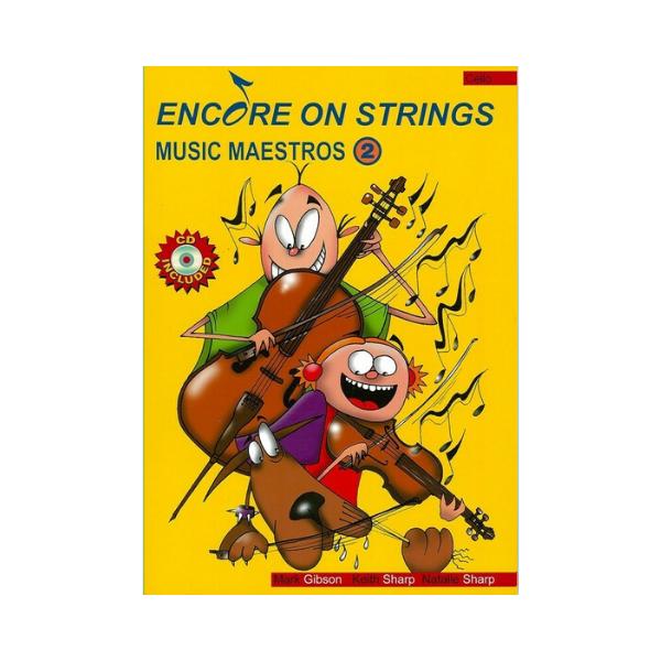 Encore on Strings Cello Book 2