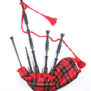 R J Lyle bagpipes
