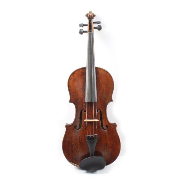 Vintage Viola English Circa 1760