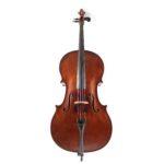Vintage Cello by Franz Stohr Circa