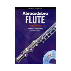 Abracadabra FLute Book