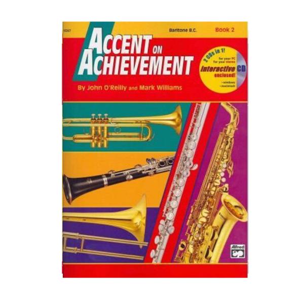 Accent on Achievement Flute Book 2