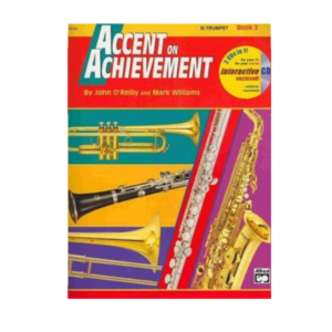 Accent on Achievement Book 2 trumpet