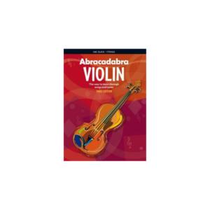 Abracadabra Violin Book