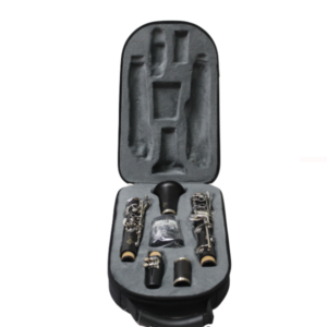 e12f clarinet Front View Buffet Crampon