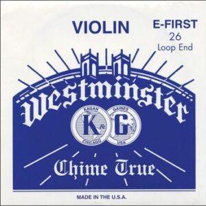 westminster e string 1
