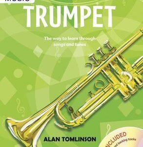 Abracadabra Trumpet Bk and CD