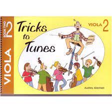 Tricks to Tunes Viola Book 2